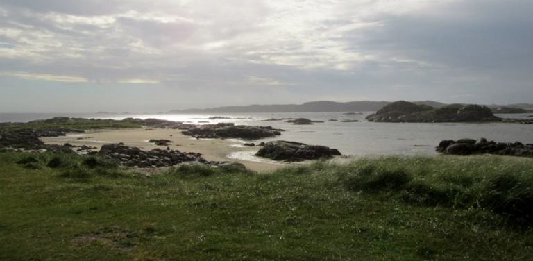 Camping on Mull
