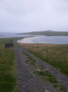 Banna Minn Bay Shetland